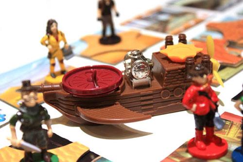 De Vergeten Stad, binnenkort bij White Goblin Games ()