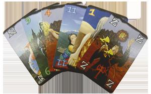 wizard-kaarten