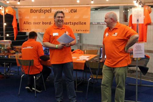 Team Bordspelmania in 2012