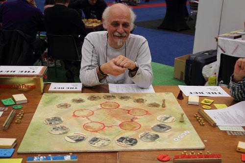 Johan Francois is terug met het prototype van The Bet