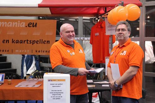 vriendelijk Belgen in oranje (ons WK kan niet mislukken)