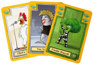 wok-kaarten