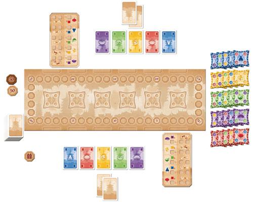 pagode-speelveld