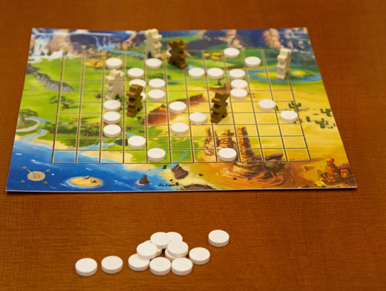 boomers-speelbord