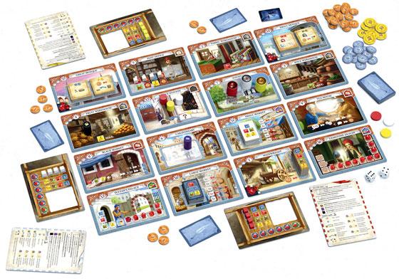 istanbul-speelbord