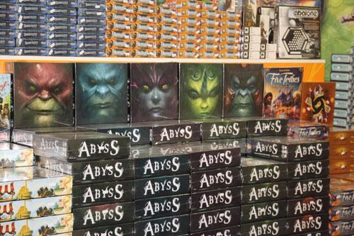 De vijf gezichten van Abyss