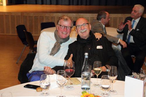 Michael Bruinsma & Bernd Brunnhofer