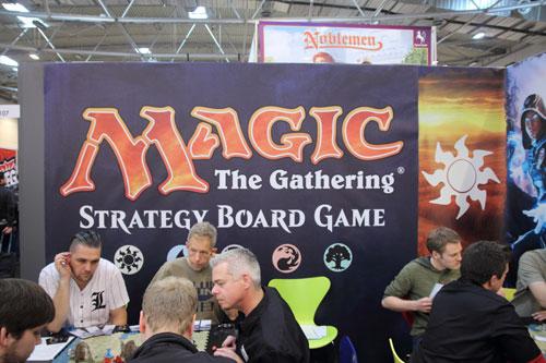 Hasbro komt volgend jaar met en Magic bordspel