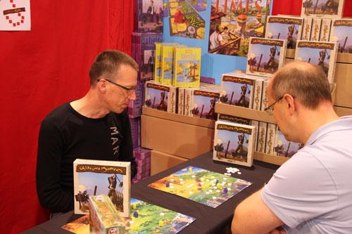 IGA prijswinnaar Martyn F en zijn nieuwe spel