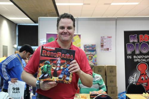 co-auteur Patrick Zuidhof