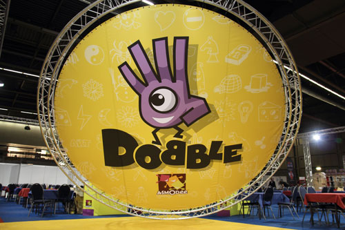 Je kunt niet om Dobble heen