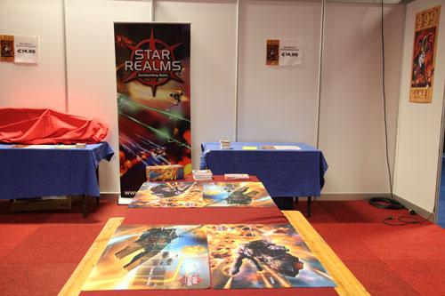 999 Games presenteert Star Realms