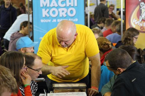 Machi Koro en Macho Piet