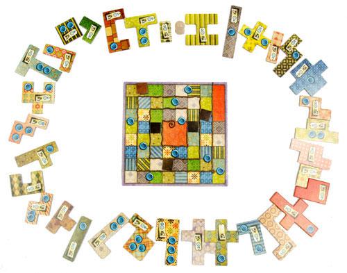 patchwork-tegels