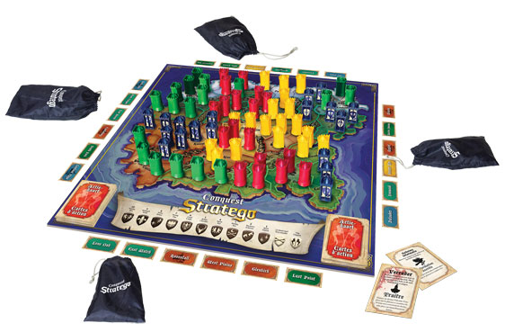 stratego-conquest-bord
