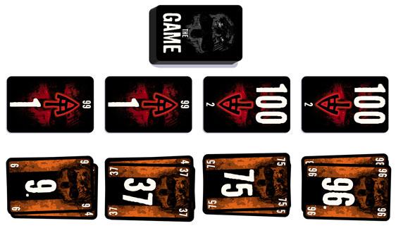 the-game-kaarten