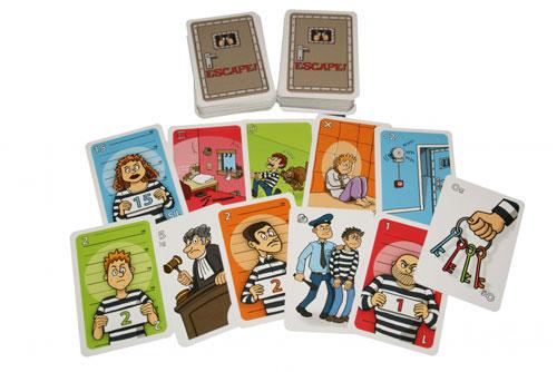 escape-kaarten