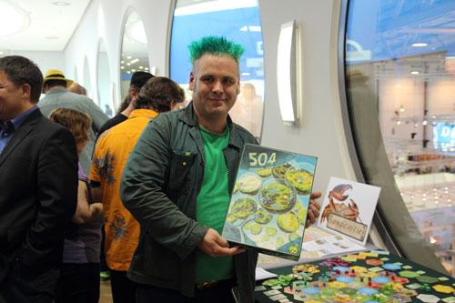 Friedemaan Friese en zijn uitdagende project 504