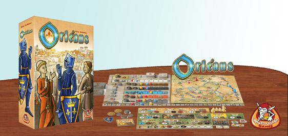 orleans-spelmateriaal