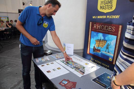 Hans van Tol legt uit hoe Rhodes werkt