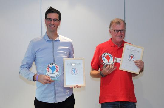 de winnaars van de Nederlandse Spellenprijs 2016
