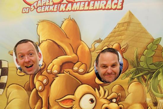 Bert van 999 Games en Patrick van Pumpkin Games
