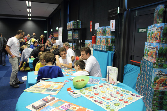 Chronicle Games debuteerde met Droomhuis