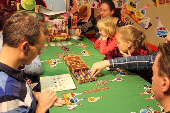 de Nederlandse Speelgoed van het Jaar winnaar Potion Explosion